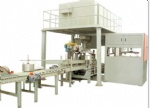 Fully automatic bagging machines