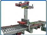 Servo Palletizer with 3-axis Linear guides